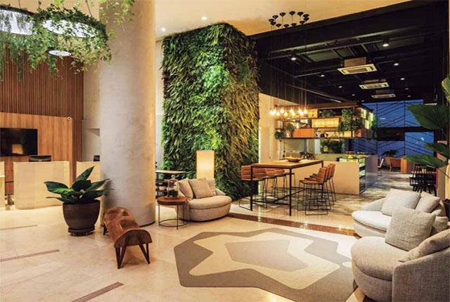 Hotel Grand Mercure São Paulo Itaim Bibi apresenta seu novo design