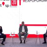 Cenário da aviação é debatido em painel do Expo Forum Visit São Paulo