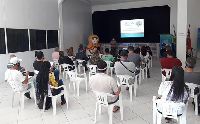 Projeto Amigo do Turista capacitou mais de 150 pessoas