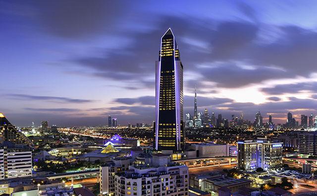Accor inaugura Sofitel Dubai The Obelisk