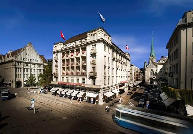 Mandarin Oriental assumirá gestão de hotel em Zurique