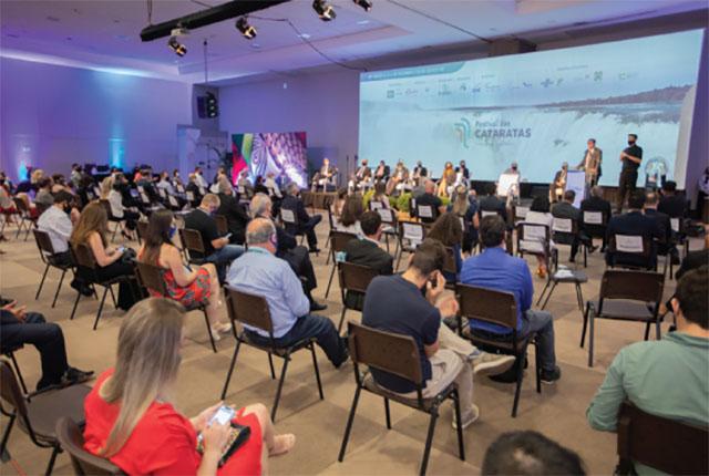 15º Festival das Cataratas teve início celebrando retomada do turismo