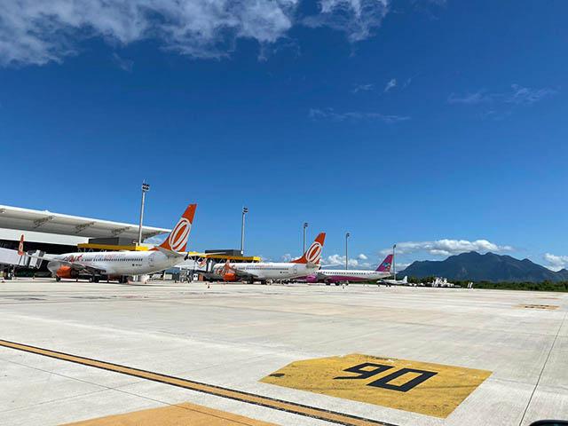 Aeroporto de Vitória anuncia novos voos para o verão