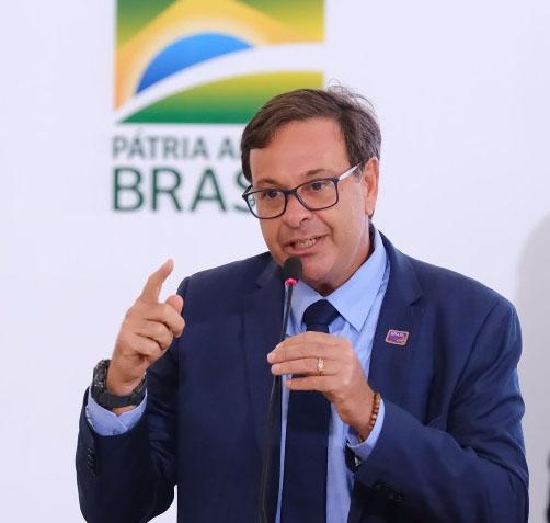 Gilson Machado Neto é nomeado como o novo Ministro do Turismo