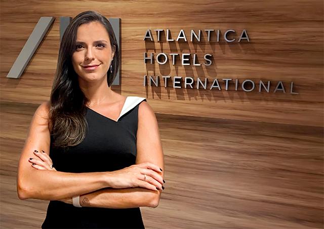 Atlantica tem nova Gerente de Desenvolvimento