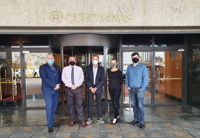 Ouro Minas Palace Hotel renova tecnologia para 2021