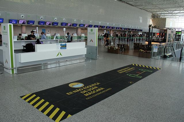 Aeroporto de Natal deverá ter 312 voos extras em janeiro
