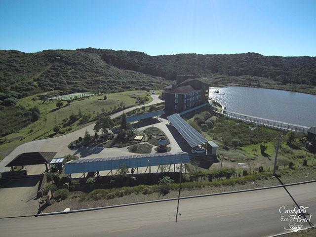 Cambará Eco Hotel inicia 2021 com nova certificação
