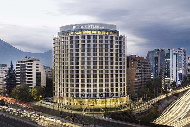 DoubleTree by Hilton expande presença na América Latina com unidade no Chile