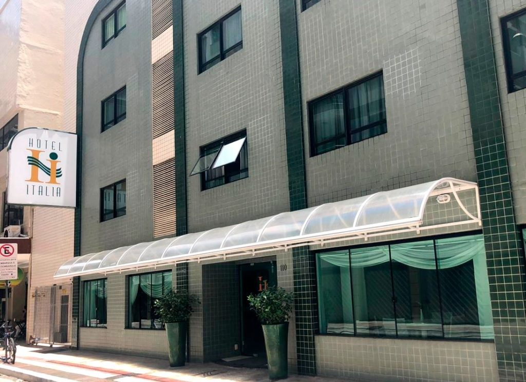 Rede Pires adquire Hotel Itália em Balneário Camboriú