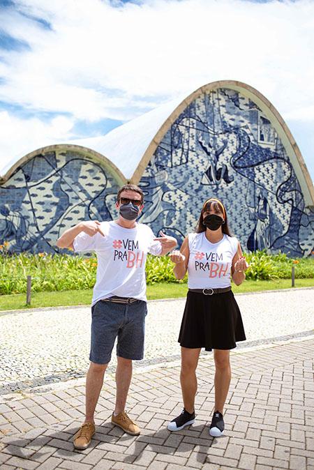 Turismo de Minas promove evento #VemPraBH