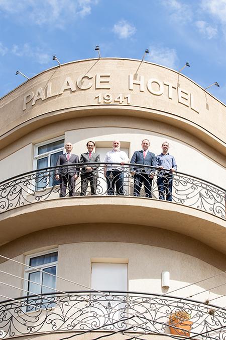 Planalto Select Hotel Ponta Grossa completa 80 anos