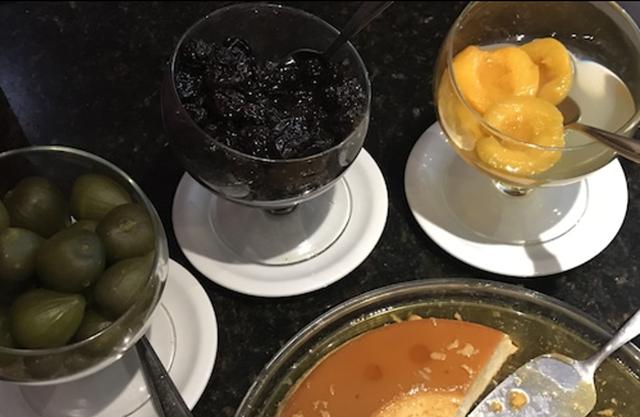 Opção de coffee break no South American Copacabana