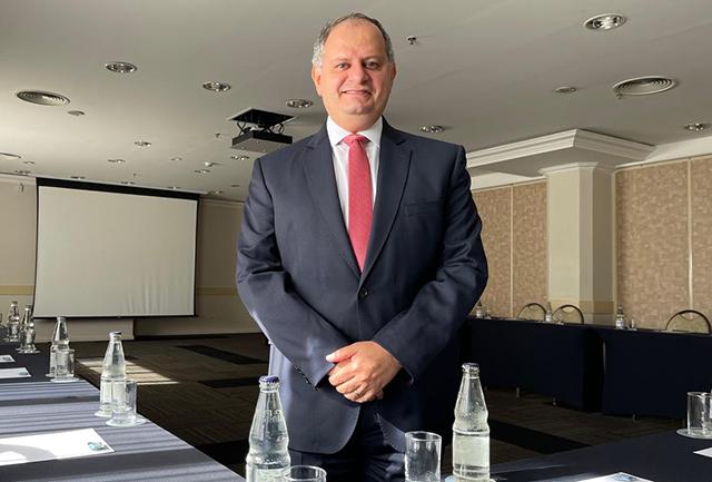 Thiago Pacos assume gerência do Meliá Campinas