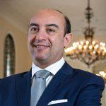 Ulisses Marreiros é o novo Gerente geral do hotel Copacabana Palace