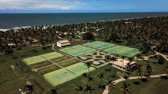 Tênis é o foco de ações dos hotéis Transamerica SP e Comandatuba