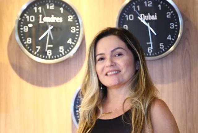 Chintia Mazzili assume a gerência do novo Transamerica Rondonópolis