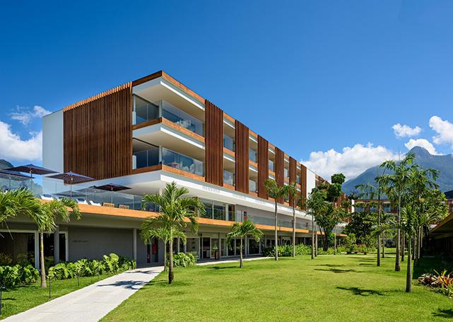 Fasano Angra dos Reis associa-se a Resorts Brasil