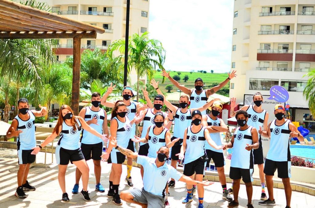 Wyndham Olímpia amplia experiência de lazer com nova equipe de recreação
