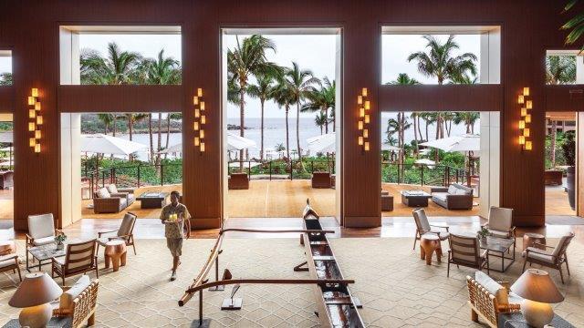 Four Seasons Resort Lanai lidera ranking de melhores hotéis dos EUA