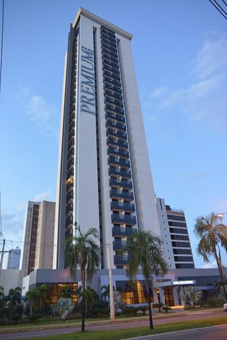 Hplus Hotelaria reabre hotel de Palmas