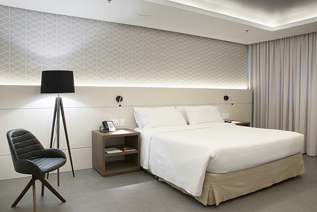 Master Hotéis cresce com nova bandeira em hotel da Capital Gaúcha