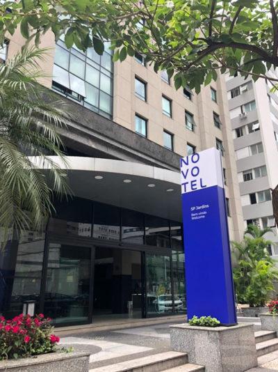 São Paulo ganha mais um hotel da marca Novotel