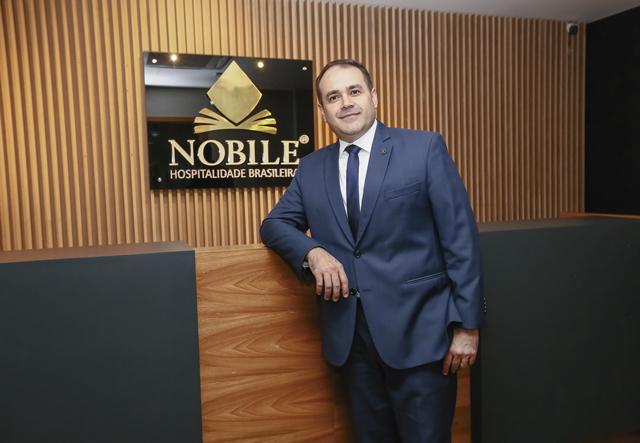 Nobile está otimismista na vacinação contra COVID-19 para retomada hoteleira