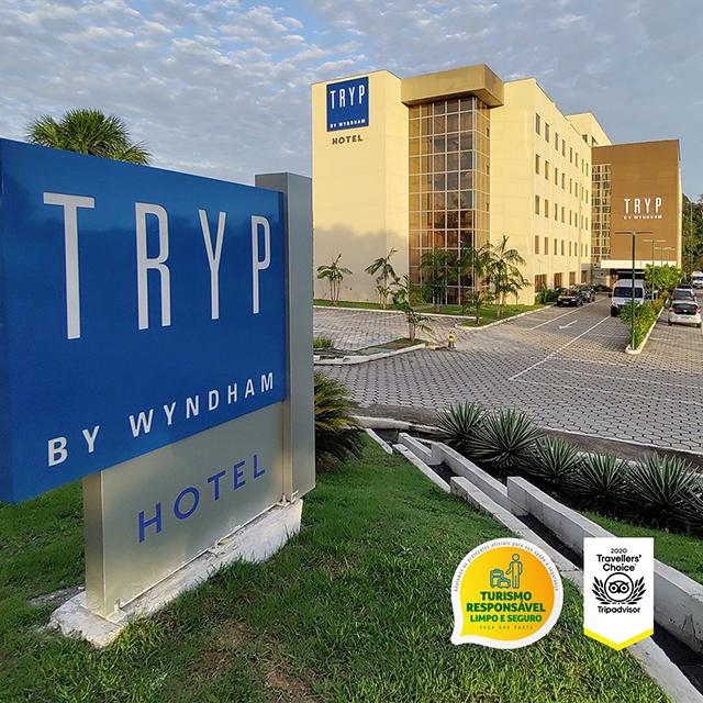 TRYP by Wyndham Manaus cria ações para amenizar os efeitos da pandemia