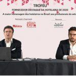 Troféu Fornecedor Destaque da Hotelaria é entregue em São Paulo