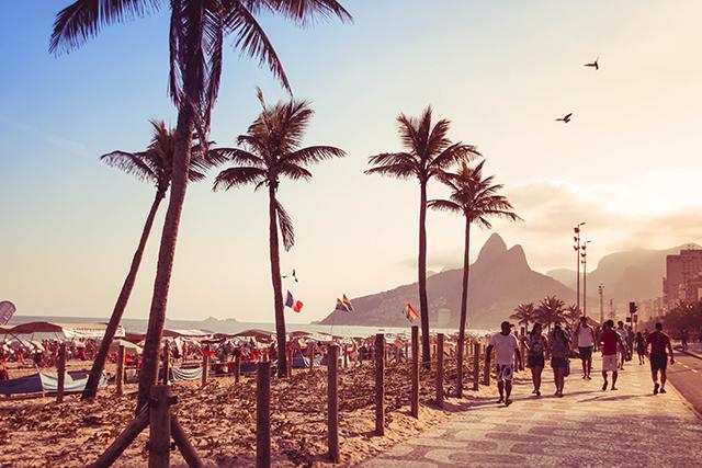 Média de ocupação no Carnaval do Rio de Janeiro atinge 63%