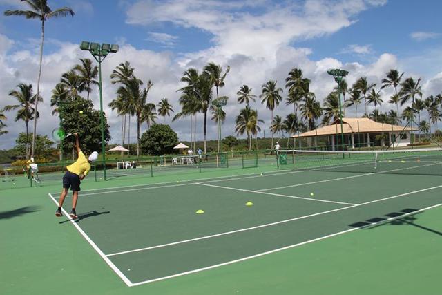 Transamerica Comandatuba lança Guga Tennis Camp
