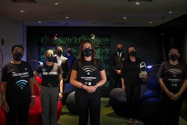 Meliá incentiva 'apagão' de luzes na Hora do Planeta