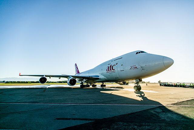 RIOgaleão Cargo recebe pela 1ª vez voo charter da Aerotranscargo