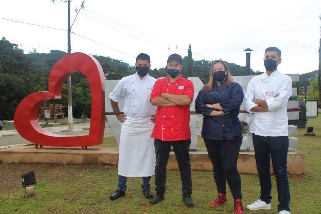 Confraria de novos chefs irá propor ações sociais em Monte Verde (MG)