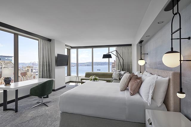 Booking.com apresenta alguns dos hotéis mais tecnológicos do mundo