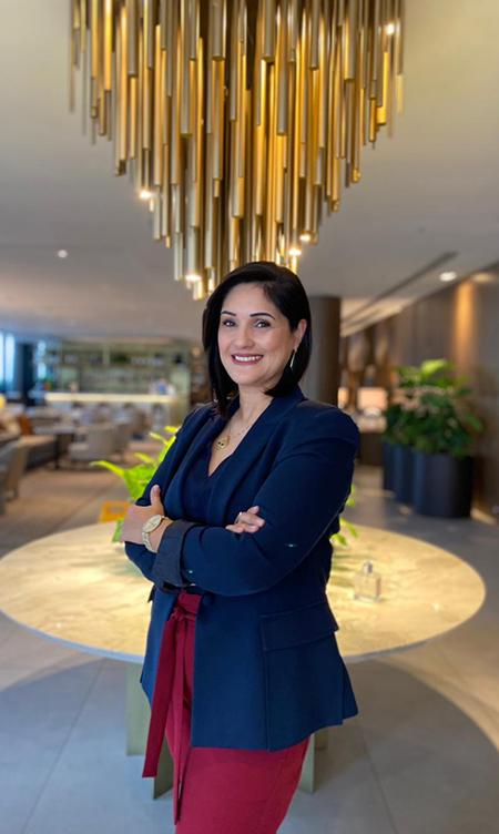 WK Design Hotel apresenta nova Gerente de vendas