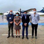 Azul retoma voo entre Recife e Mossoró