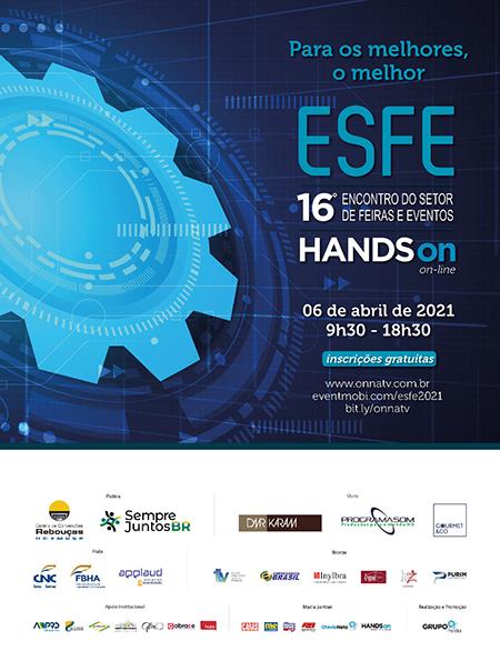16ª edição do ESFE será online e gratuita