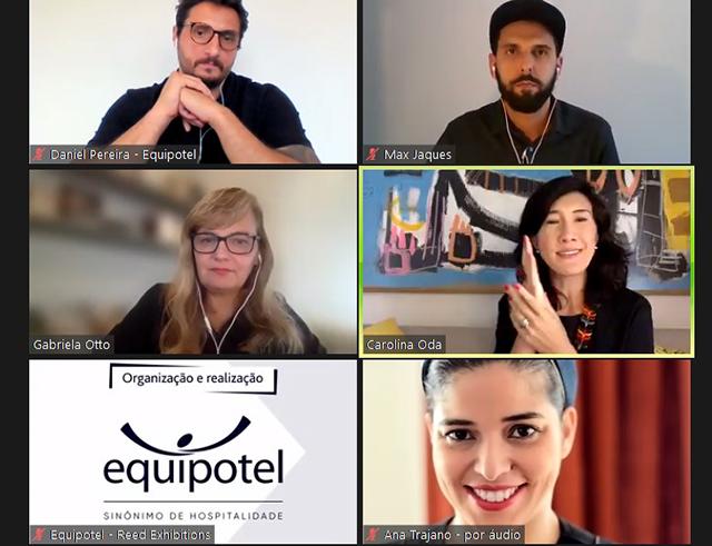 Equipotel Conexões debate cultura e hospitalidade