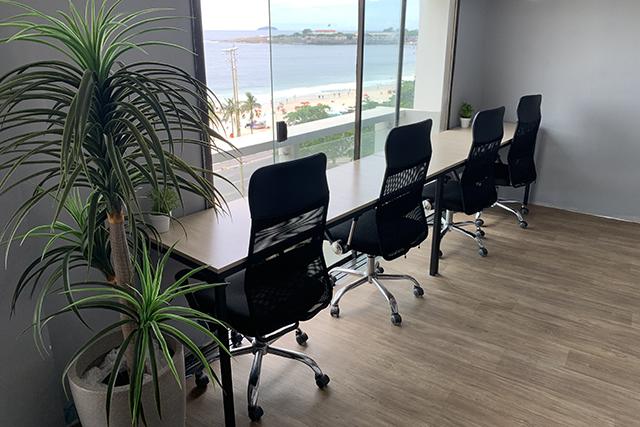 Rio Othon Palace abre espaço de coworking