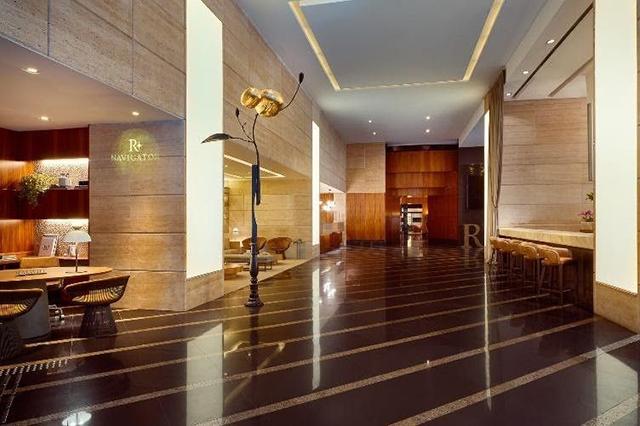 Renaissance São Paulo Hotel apresenta novo Lobby