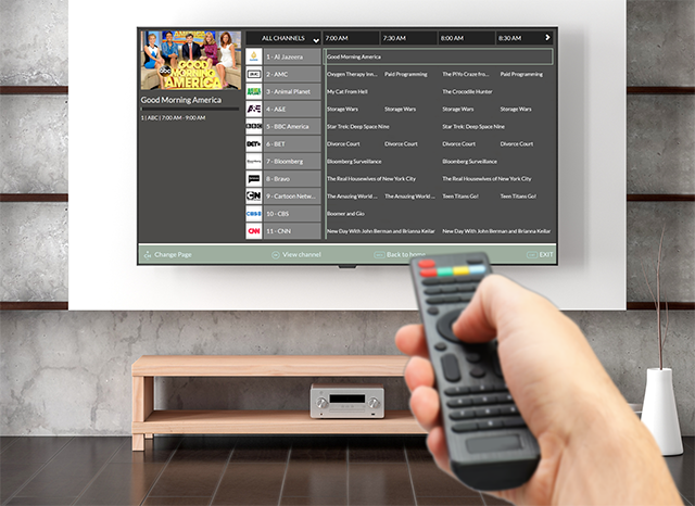 Anos de experiência na construção de soluções para Gestão de Canais de TV