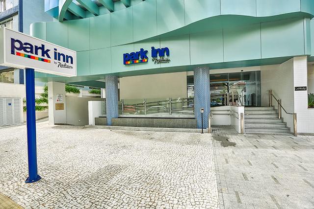 Park Inn by Radisson Santos é eleito hotel do ano
