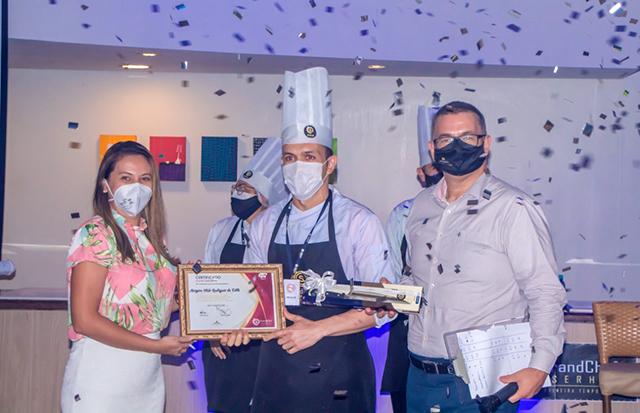 SERHS Natal promoveu o 1º Grand Chef SERHS