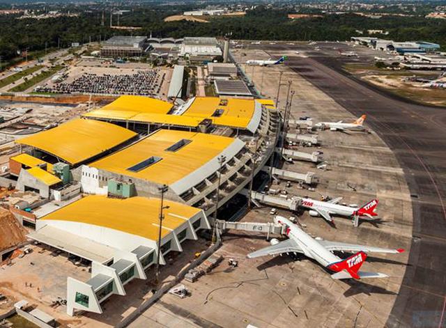 VINCI Airports vence leilão para administrar aeroportos no Brasil