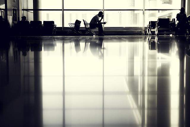 Mês de abril registra queda nos voos domésticos