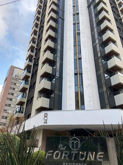 Grupo HX Hotels assume administração do Fortune Residence