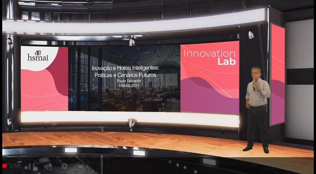 Hotéis inteligentes são tema do 2º Innovation Lab