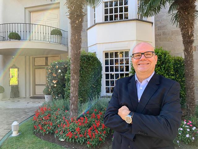 Gustavo Hahn é o novo Regional Manager do Castelo Saint Andrews